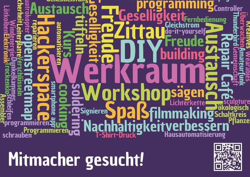 WerkRaum-Flyer 2016